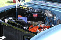 1955 Chevrolet Nomad picture, engine