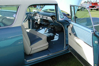 1955 Chevrolet Nomad picture, interior