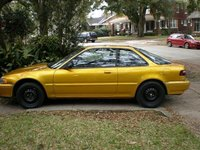Picture of 1991 Acura Integra LS Coupe FWD, exterior, gallery_worthy