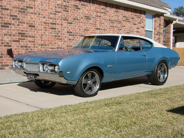 Picture of 1968 Oldsmobile Cutlass, exterior