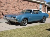 1968 Oldsmobile Cutlass picture, exterior