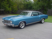 Picture of 1970 Chevrolet Monte Carlo, exterior