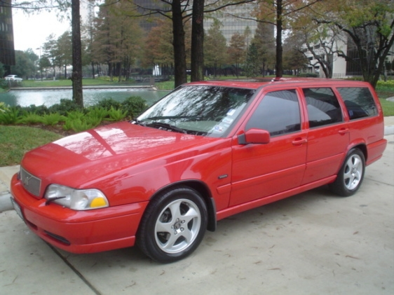 Picture of 1998 Volvo V70 4 Dr T5 Turbo Wagon, exterior
