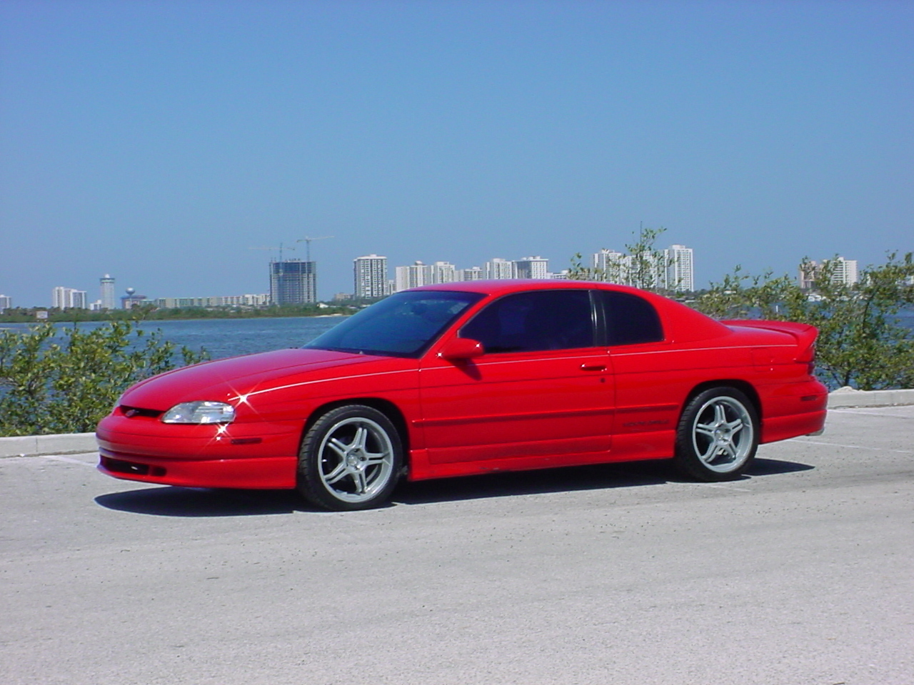 Picture of 1999 Chevrolet Monte Carlo 2 Dr Z34 Coupe