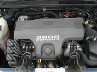1996 Buick Regal 4 Dr Custom Sedan picture, engine