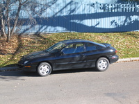 1996 Pontiac Sunfire 2 Dr GT Coupe, Black Betty!! We had some good times!, exterior