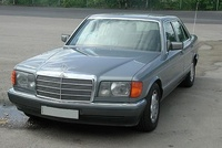 1991 Mercedes-Benz 300-Class 4 Dr 300SE Sedan picture, exterior