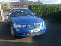 Picture of 2003 MG ZT, exterior