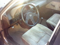 Picture of 1986 Honda Civic Base, interior, gallery_worthy