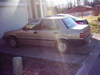 Picture of 1986 Honda Civic Base, exterior, gallery_worthy