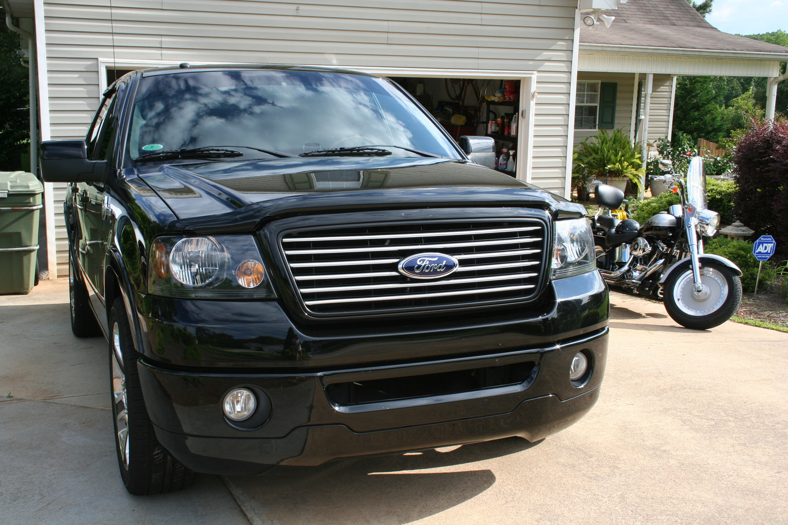 2009 ford f 150 supercrew reviews specs and. Black Bedroom Furniture Sets. Home Design Ideas
