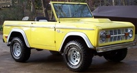 1968 Ford Bronco picture, exterior