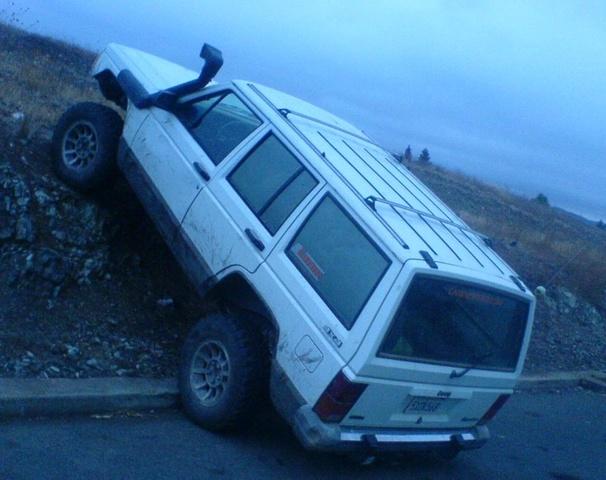 Picture of 1990 Jeep Cherokee Laredo 4-Door 4WD, exterior, gallery_worthy