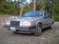 Picture of 1991 Volvo 940 4 Dr SE Turbo Sedan, exterior