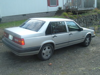 1991 Volvo 940 4 Dr SE Turbo Sedan picture, exterior