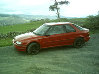 1993 Rover 216 Overview
