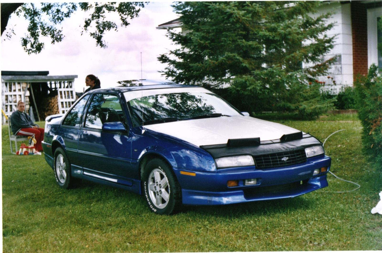 All Chevy 95 chevy beretta : Chevrolet Beretta - Pictures, posters, news and videos on your ...