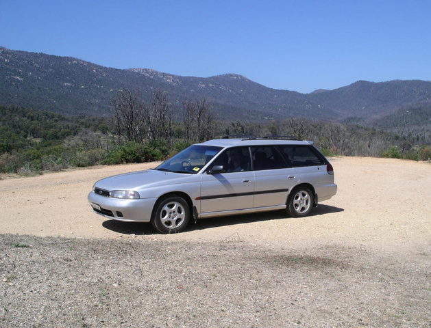Picture of 1996 Subaru Liberty, exterior