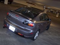2006 Mazda MAZDA3 s Touring, Much more attractive than other small sedans., exterior, gallery_worthy