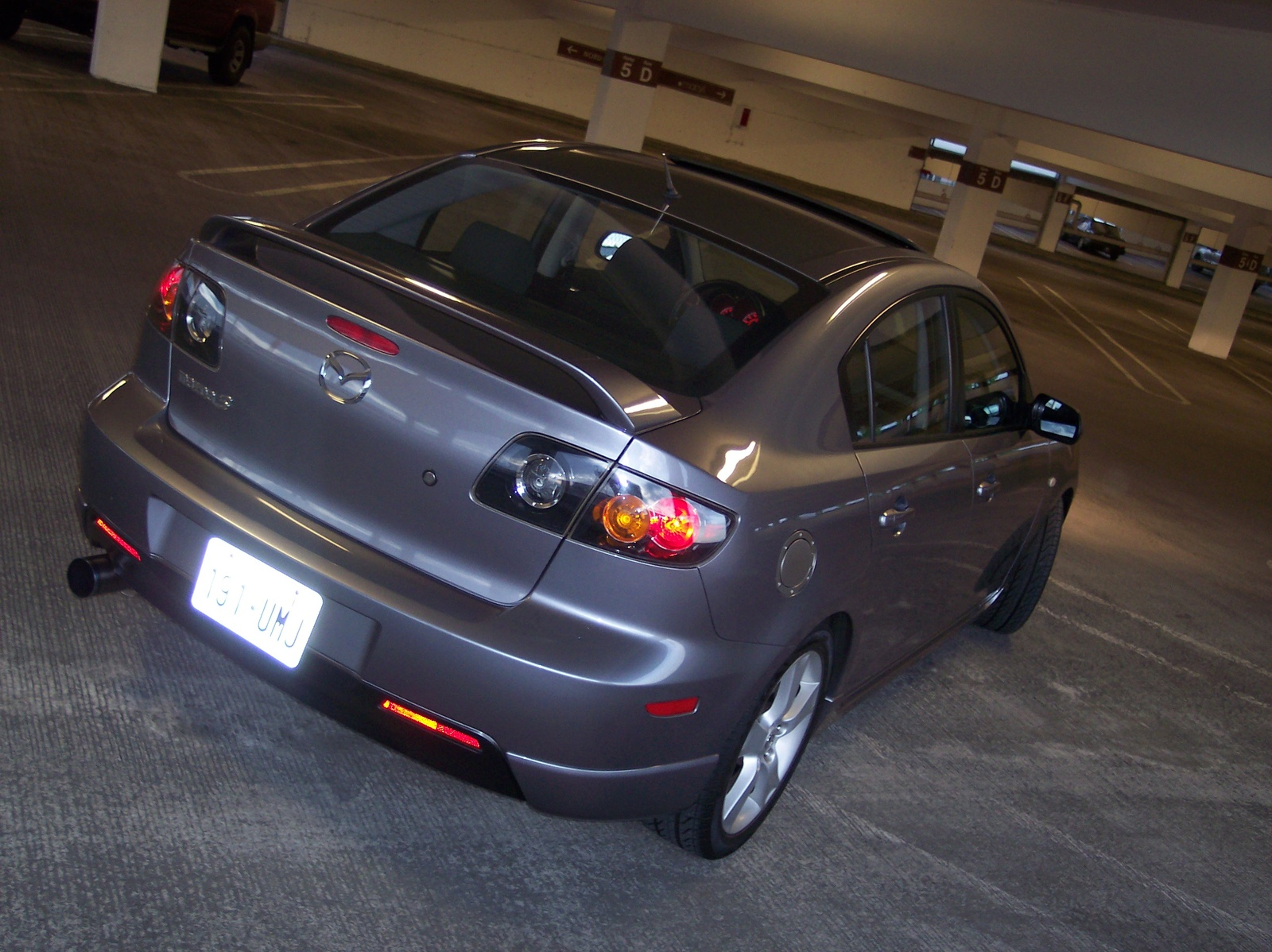 2006 Mazda Mazda3 S Touring Much More Attractive Than Other Small