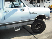 Picture of 1990 Dodge Ramcharger, exterior, gallery_worthy