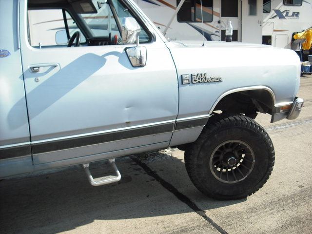 Picture of 1990 Dodge Ramcharger