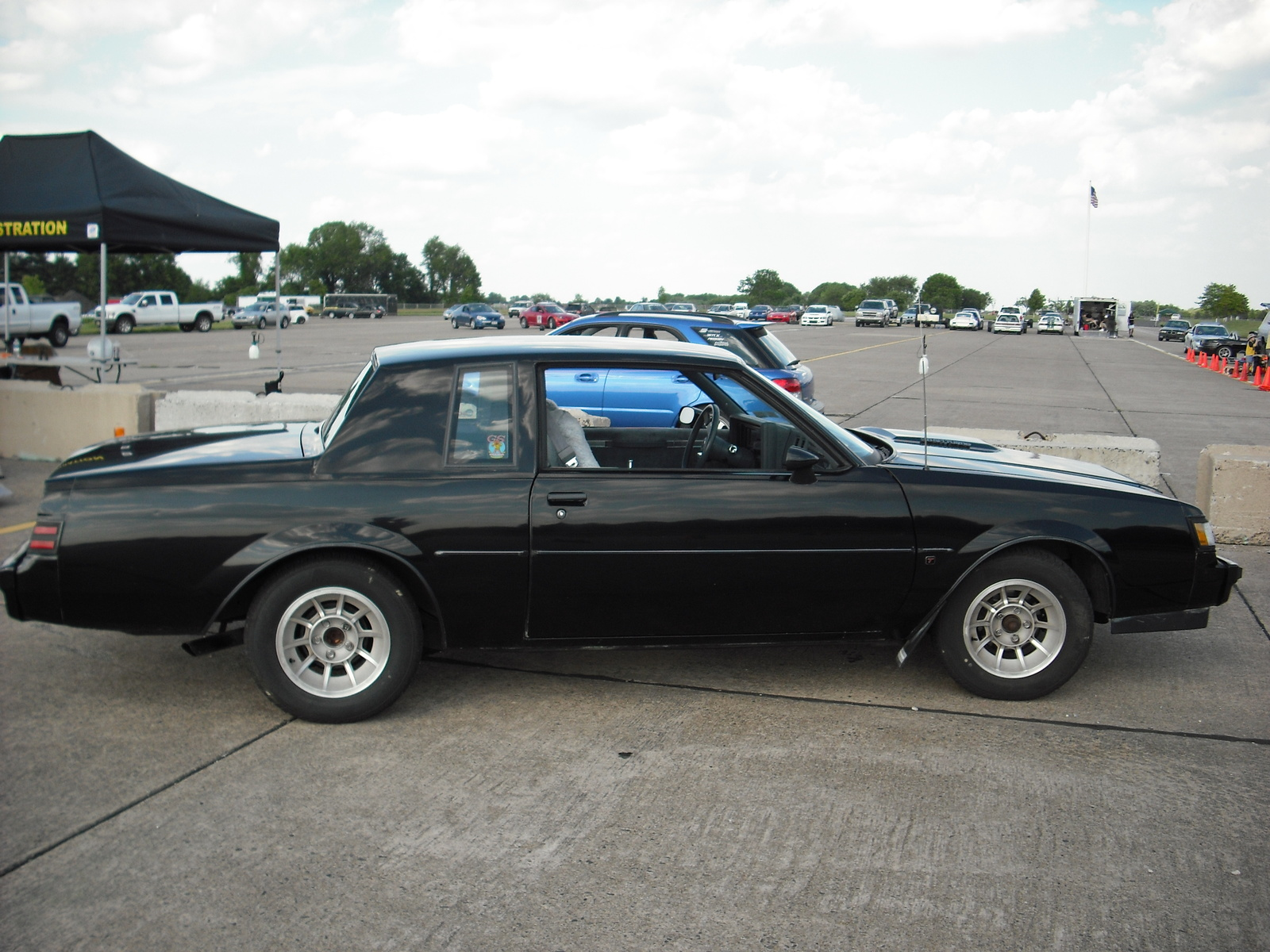1986 Buick Grand National, Picture of 1986 Buick Regal, exterior