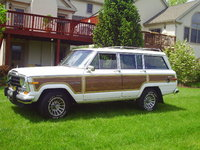 Picture of 1990 Jeep Grand Wagoneer 4 Dr STD 4WD SUV, exterior, gallery_worthy