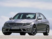 Picture of 2008 Mercedes-Benz C-Class C 63 AMG, exterior, gallery_worthy