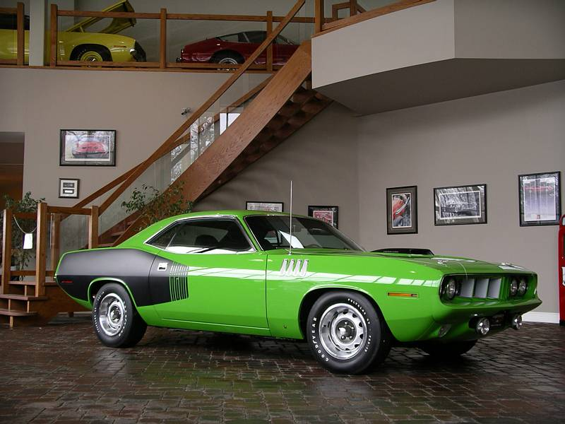1971 Plymouth Barracuda Pic 31615