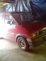 Picture of 1991 Ford Aerostar 3 Dr Eddie Bauer Passenger Van, exterior