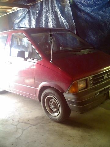 Picture of 1991 Ford Aerostar 3 Dr Eddie Bauer Passenger Van