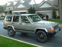 Picture of 2001 Jeep Cherokee Sport 2WD, exterior