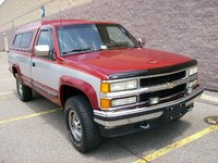 1995 Chevrolet C/K 3500 Overview