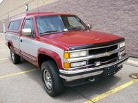 1995 Chevrolet C/K 3500,  one ton single wheel,454,4x4,4:10 gear,no rust, southern truck,, exterior