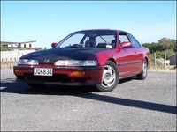 1989 Honda Integra Overview
