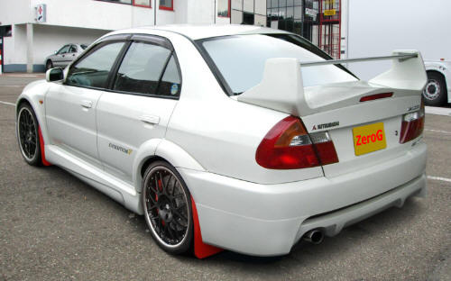 Picture of 1999 Mitsubishi Lancer Evolution, exterior, gallery_worthy