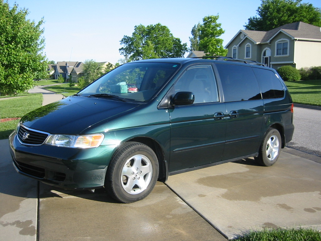Picture of 2000 honda odyssey ex exterior gallery_worthy