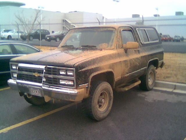 Picture of 1990 Chevrolet Blazer