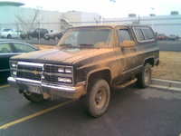 1990 Chevrolet Blazer Picture Gallery