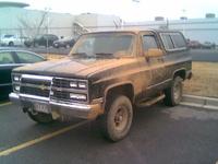 Picture of 1990 Chevrolet Blazer, exterior
