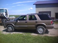 Picture of 1996 GMC Jimmy 4 Dr SLS 4WD SUV, exterior