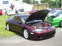 Picture of 1997 Mitsubishi Eclipse RS, exterior, engine