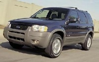 2002 Ford Escape Picture Gallery