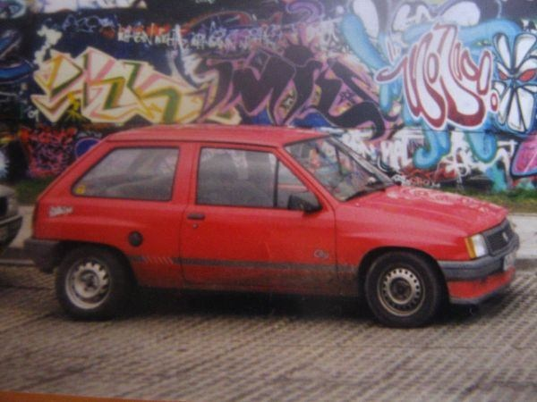 1990 Vauxhall Nova, Opel Corsa A city 1990 1,4l 4-Gang 60PS, exterior, gallery_worthy