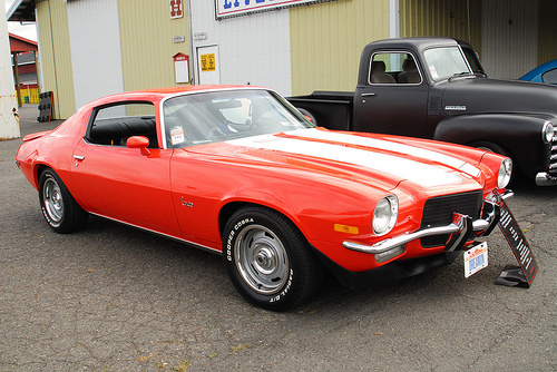 Picture of 1973 Chevrolet Camaro, exterior