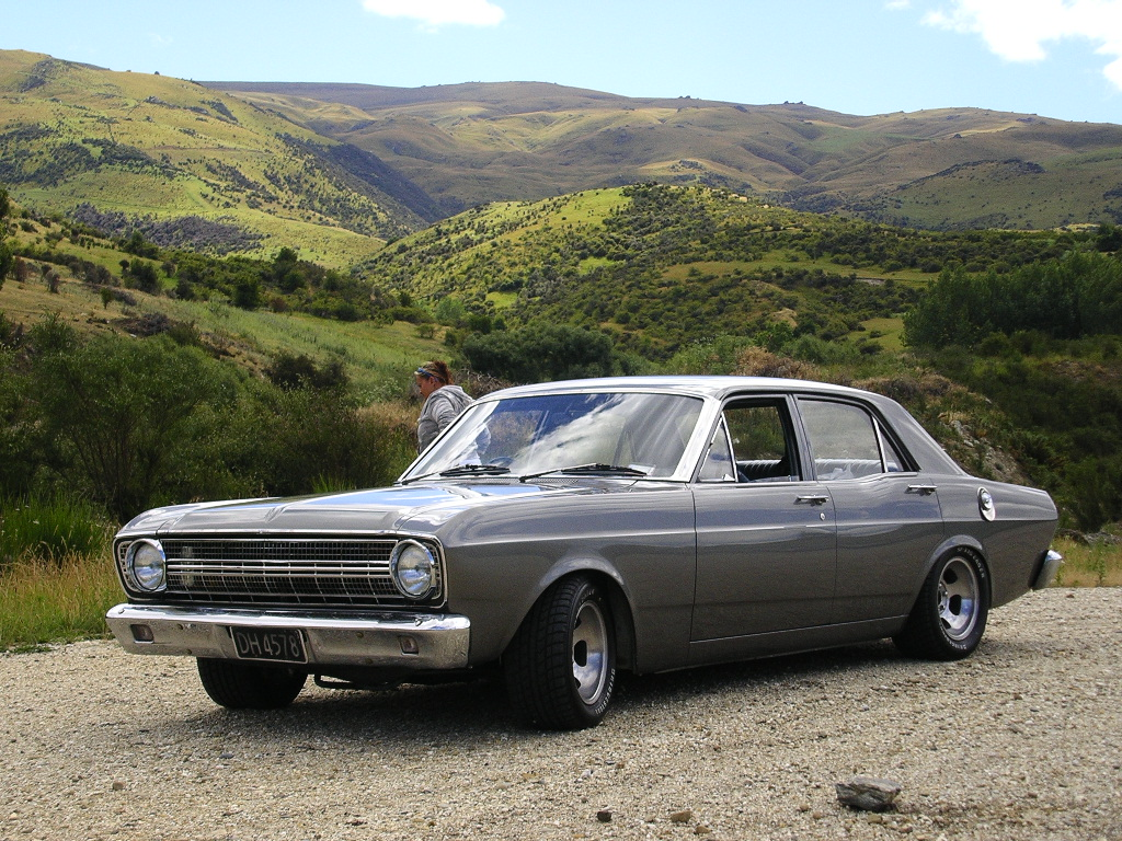 1967 Ford Falcon picture, exterior