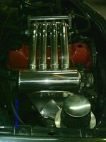 Picture of 2005 Volkswagen Gol, engine