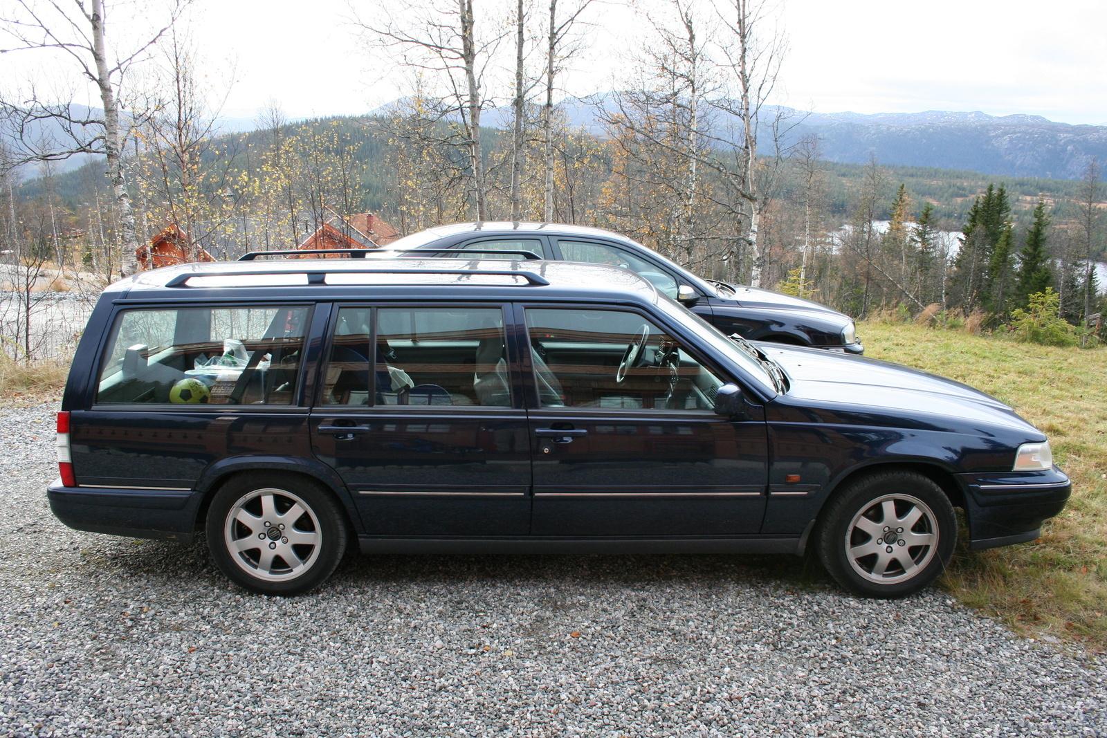 1997 Volvo V90 - Overview - CarGurus