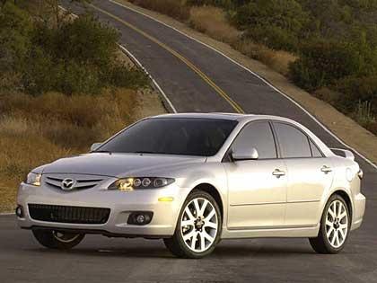Picture of 2006 Mazda MAZDA6 s Sport 4dr Sedan